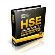 برنامه تفصیلی مدیریت سلامت، ایمنی و محیط زیست (HSE) یک پروژه عمرانی،